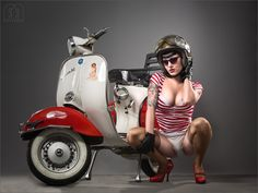 Vintage motorbikes. by Jose Luis Alcaraz on 500px