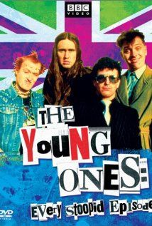 The Young Ones - barely tolerable without knowing most of or all the references they make, but funny none the less - especially if you have nothing better to do. Maybe you'd better watch some Up Stairs Down Stairs and brush up on your British Politics first... ?