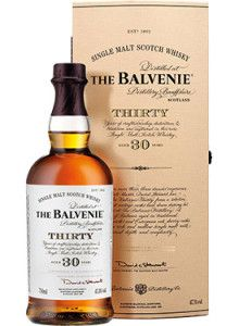The Balvenie Thirty 30 Year Old Cask Strength Single Malt #Scotch #Whisky | @Caskers