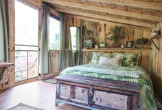 John the Botanist's Treehouse Retreat