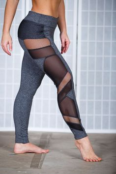 Work out clothes. sexy back gym pants Workout Attire, Workout Wear, Workout Pants, Sport Fashion, Look Fashion, Fitness Fashion, Fitness Style, Athletic Outfits, Sport Outfits
