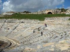 Syracusa, Sicily Italy