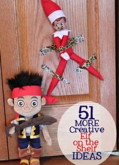 51 creative elf on the shelf ideas