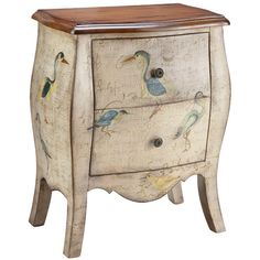 I pinned this Brughley Accent Chest from the Worldly & Wise event at Joss and Main!