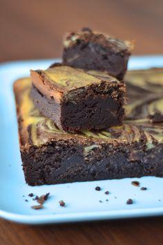 La Cuisine c'est simple: Simple comme un brownie chocolat cheesecake