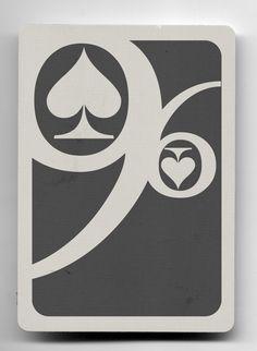 9 de picas (elemental). baraja tipográfica