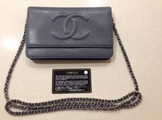 Chanel Wallet On Chain Cross Body Bag Get The Trenst Of