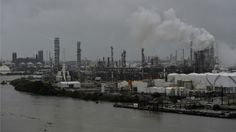 Harvey triggered the release of more than a million pounds of toxic pollutants