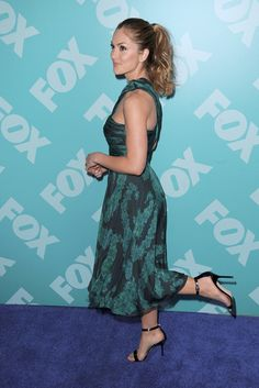 Minka Kelly attending the FOX 2013 Programming Presentation Post-Party at Wollman Rink in Central Park in New York City - May 13, 2013 - Photo: Runway Manhattan