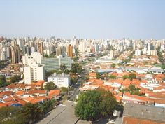 Campinas, Brazil...A place I want to travel to again someday...