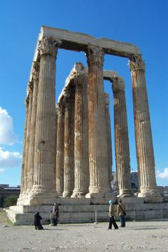 Athens | The List of Top Amazing Places to Travel in Europe #travel #explore #wanderlust