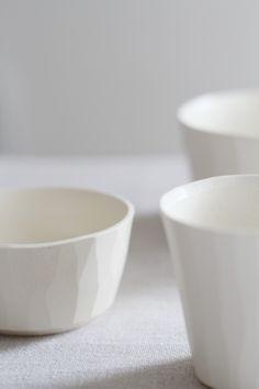 Sfera - handmade porcelain tableware