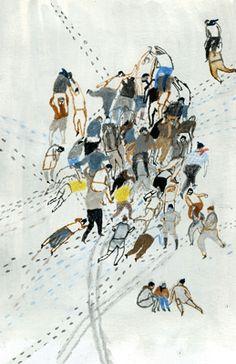 Laura Carlin es licenciada por el Royal College of Art y ha ganado varios premios, entre ellos el V & A Book Illustration Award. Su traba...