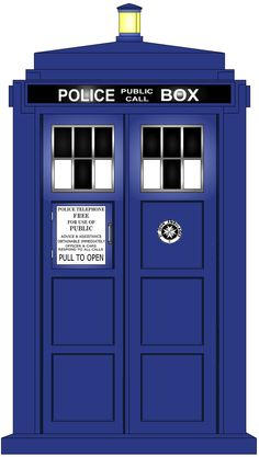 The TARDIS by ~CPD-91 on deviantART