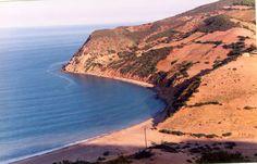 Playa de azla