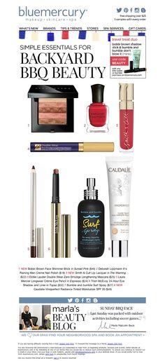 Bluemercury - Essentials For Backyard BBQ Beauty - Makeup