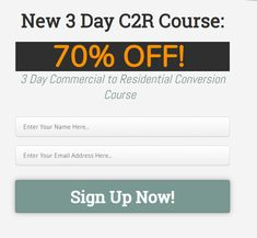 3 Day Commercial to Residential Conversion Course Property Investor, Online Earning, Vip, Conversation, How To Become, Commercial, Knowledge, Product Launch, Range