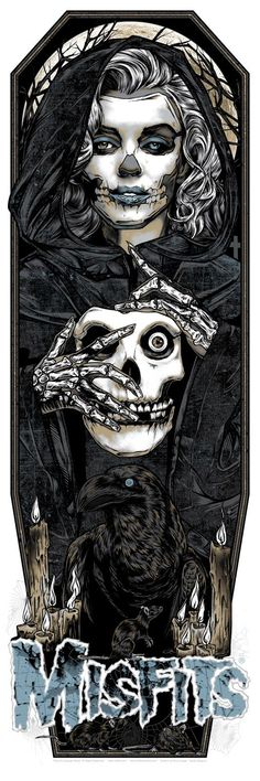 Misfits – Rhys Cooper – 2016 —- | PinPoint