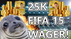 Hey guys! It's TheDBDgaming here and this is my first wager... EVER. 25K is on the line (This is a lot for me!) but can I win?
