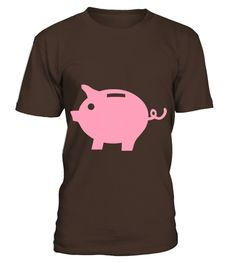 # Piggy Bank T Shirts .  HOW TO ORDER:1. Select the style and color you want: 2. Click Reserve it now3. Select size and quantity4. Enter shipping and billing information5. Done! Simple as that!TIPS: Buy 2 or more to save shipping cost!This is printable if you purchase only one piece. so dont worry, you will get yours.Guaranteed safe and secure checkout via:Paypal   VISA   MASTERCARD