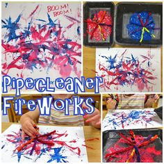 Princesses, Pies, & Preschool Pizzazz: Fireworks for Toddlers