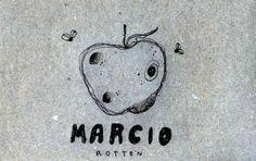 Learning Italian Language ~ Marcio (rotten) IFHN