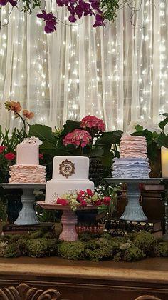 Mini bolos ❤️ maquetes ❤️ Wedding ❤️ by me