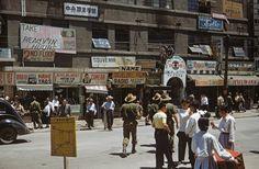 서울 1953년 여름 풍경 - 유용원의 군사세계