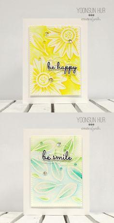 RejoicingCrafts: Create A Smile Botanical Love Stamp Set.