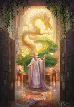 Dragon Hall by HRFleur.deviantart.com on @DeviantArt