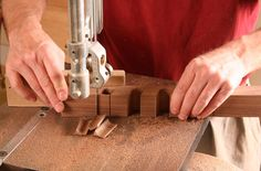 These holders can be adapted to fit any cabinet and can be made in no time