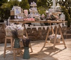 Big little one. Big little one. Welcome Table, Candy Table, Christening, Event Planning, Party Themes, Diy And Crafts, Candles, Homemade, Table Decorations
