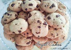 Cookies al cioccolato