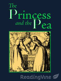 """Can a princess really feel a pea under a mountain of mattresses? This is the premise of Hans Christian Andersen's tongue-in-cheek fairy tale """"The Princess and the Pea."""" Students will read the passage and respond to questions on the language and the theme of the story."""