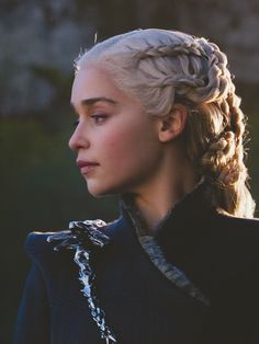 "aurora aurora Emilia Clarke as Queen Daenerys Targaryen from ""Game of Thrones""<br>"