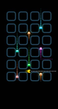 Pac Man Iphone 6 A Spectacular Wallpaper And Or Background For Your Iphone Samsung Galaxy Or Other Smartphone
