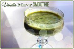 Vanilla Mint #Smooth  Vanilla Mint  #Smoothie  recipe - refreshing & healthy!  https://www.pinterest.com/pin/560557484852078089/   Also check out: http://kombuchaguru.com