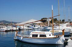 Llaüt Menorquí - Illes Balears, Espanya.