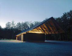 Forest Lodge DETHIER ARCHITECTURE
