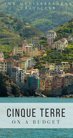 Travelling to the Cinque Terre can be draining on the wallet. Here are my top tips to keep costs down if you're on a budget.