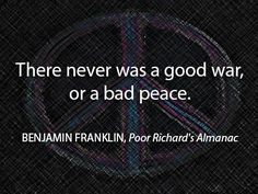 Peace quote