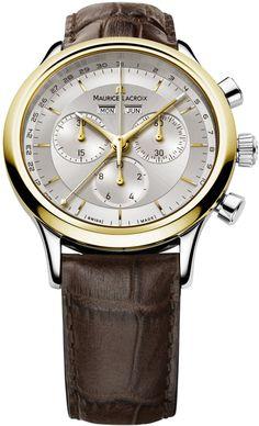 Maurice Lacroix Watch Les Classiques Chronograph Quartz