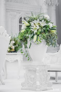 WedLuxe– White Space |  Follow @WedLuxe for more wedding inspiration!