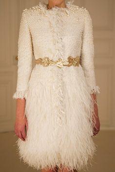 Exclusive Preview: Giambattista Valli Fall 2011 Couture - Vogue