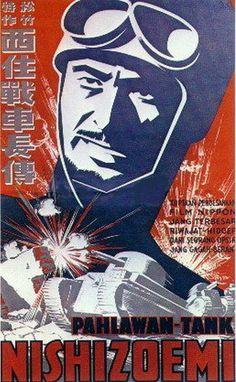 Pahlawan-Tank Nishizoemi (War Movie)