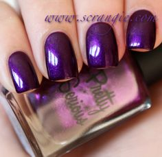 Ninja Polish: Into Dreams from the In the Night Collection by Pretty Serious