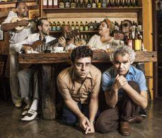 Espetáculo 'Razão Social' reestreia no Teatro Sérgio Cardoso