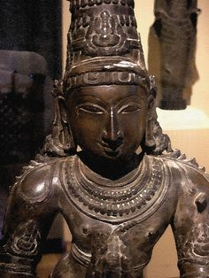Chandesvara a Saiva Saint South India Tamil Nadu Late Chola Period 13th century CE Copper Alloy with watercolor and sandstone filters