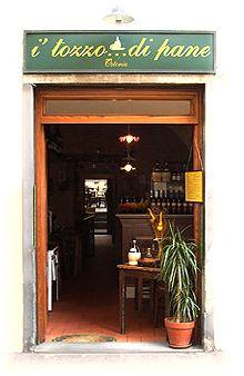 Osteria I' tozzo ... di pane  Florence