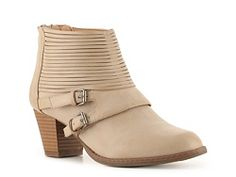 Pink & Pepper Didi Bootie $54.95 (The blue ones)